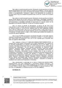 Resolución 06